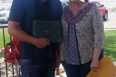 Award CYMPO with Davis