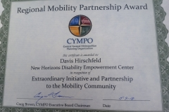 Award CYMPO